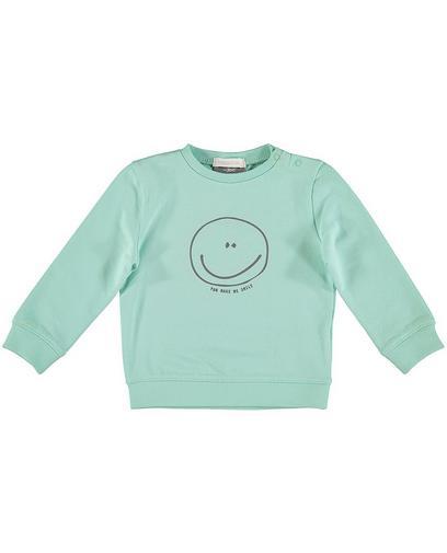 sweater met print